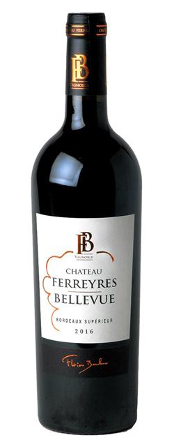 Bellevue Ferreyres Bordeaux