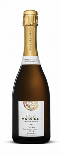 Operis Massing Champagne