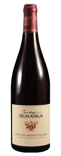 Vin Semaska Côtes Rhône Villages