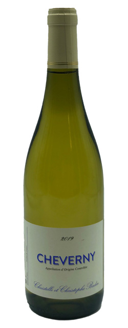 Cheverny Blanc 2019 Domaine Badin